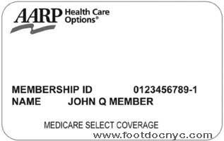 Aarp Health Insurance >> Nyc Podiatry Center Of Excellence Podiatrist Foot Doctor Accepts